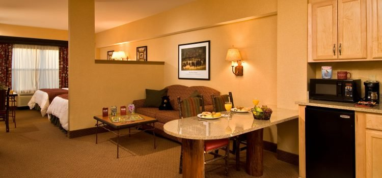 Lodge Suite