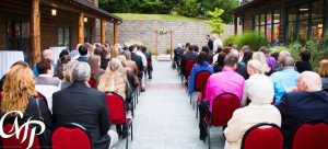 Wedding at Great Escape Lodge