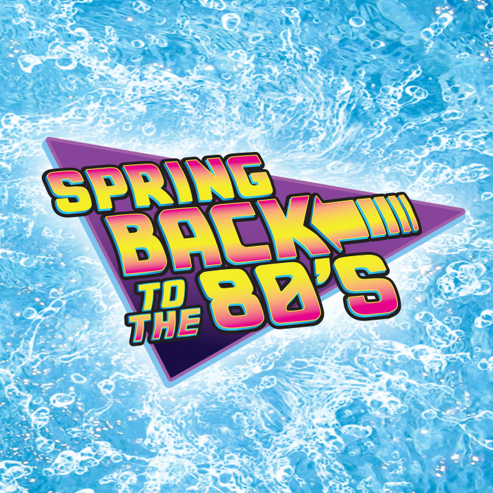 Spring Back to the 80's
